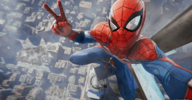 c0417 Spider Man PS4 Selfie Photo Mode 384x200 - 【速報】PS4「スパイダーマン」、面白すぎて10人に1人がトロフィーをコンプリート! これは異常な数字らしい