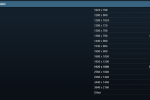 p1gfBjX 300x200 - 【悲報】Steamで4Kモニタでプレイしているユーザー、1.32% という結果に