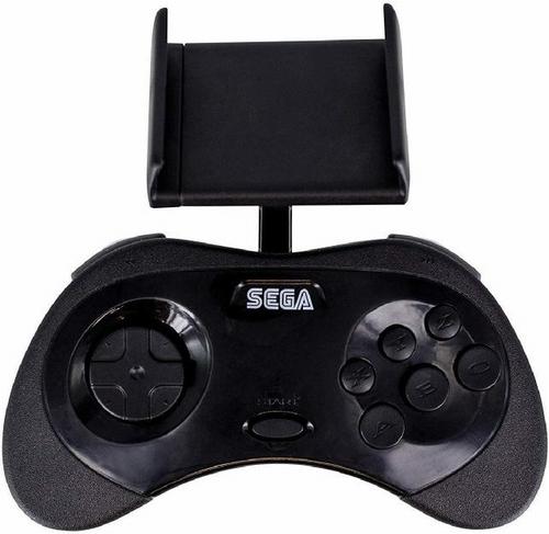 1 3 - セガサターンのコントローラーを模した「Android用スマホコントローラー」が発売。価格は8800円