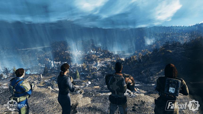 1 4 - 【悲報】Fallout 76、びっくりするぐらい盛り上がってない・・・ どうしてこうなった・・・
