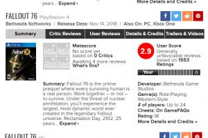 2 5 300x200 - 【緊急】『Fallout 76』、売上が82%減 これはガチでヤバい