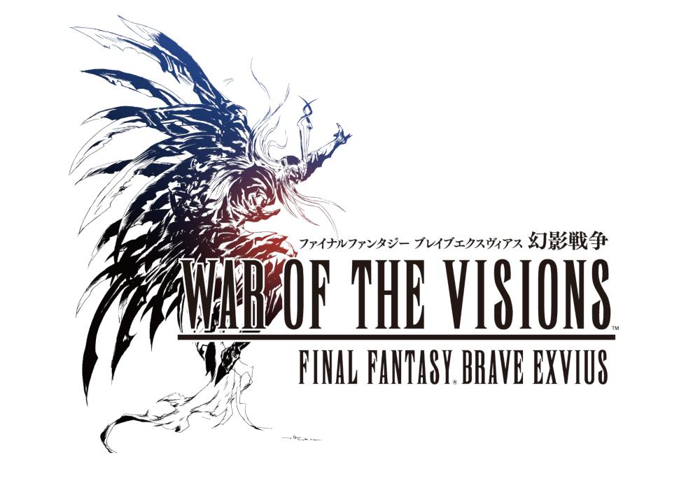 スクエニ、FFの新作ゲームを発表「WAR OF THE VISIONS FFBE幻影戦争」