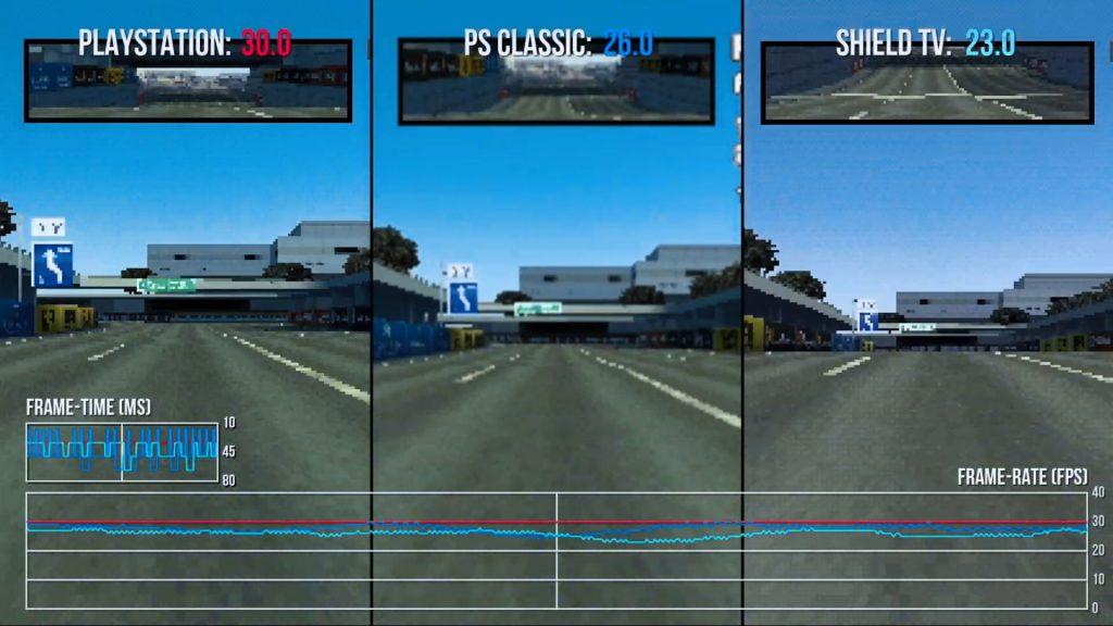 0vWG7gl-1024x576 【16fps】PS Classicの解析動画が公開!エフェクト劣化や実機より不安定なfps……