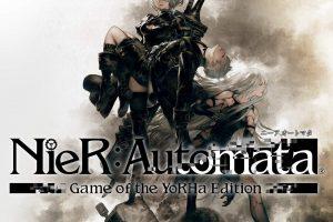 71MggcgtDzL. SL1378  300x200 - 「ニーア オートマタ ゲーム オブ ザ ヨルハ エディション」発売決定!