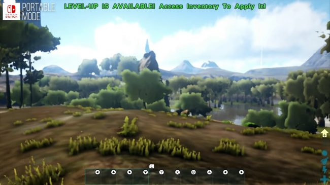 Ark Survival Evolved Impressionist Painting 650x365 - 【悲報】任天堂Switchさん、性能が低すぎて移植解像度が304×170に