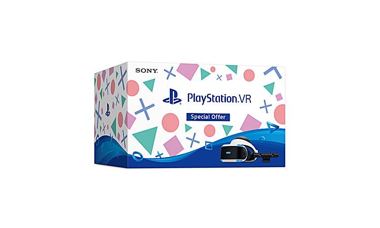 CUHJ 16007 - 【悲報】PSVR(カメラ付き)が25000で売ってるのに話題にならない