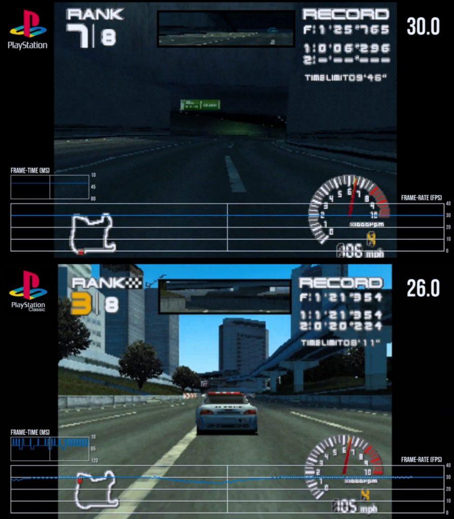 NAhGYby-896x1024 【16fps】PS Classicの解析動画が公開!エフェクト劣化や実機より不安定なfps……