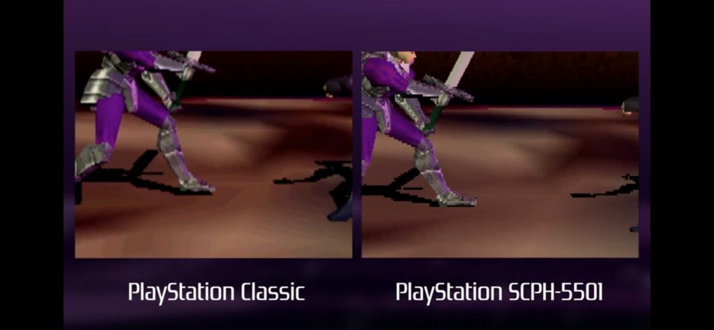 Zpj9Lyb-1-1024x473 【16fps】PS Classicの解析動画が公開!エフェクト劣化や実機より不安定なfps……