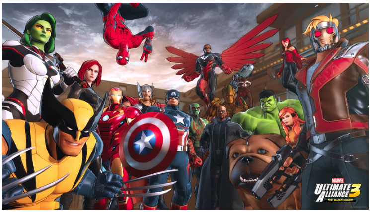 f81fd2e4c52864042852c112ce927ae2-6 Switch独占『MARVEL ULTIMATE ALLIANCE 3: The Black Order』はチーニン開発で任天堂から2019年発売!