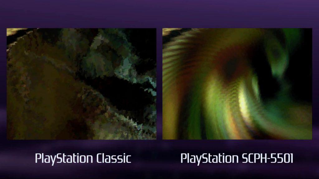 h2jL1RN-1024x576 【16fps】PS Classicの解析動画が公開!エフェクト劣化や実機より不安定なfps……