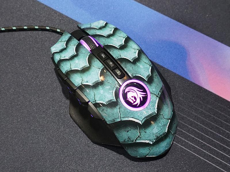 1 47 - 「ドラゴンの鱗」をイメージしためっちゃカッコいいゲーミングマウス「DrakoniaⅡ」が「発売。価格は5,000円