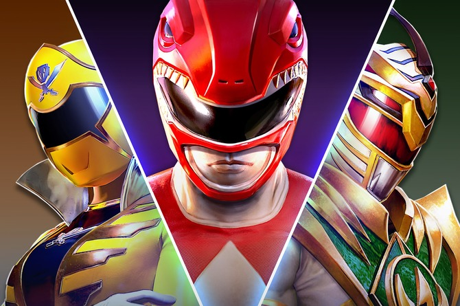 280681 - 【Switch/PS4】戦隊ヒーロー格ゲー『Power Rangers: Battle for the Grid』2019年4月発売決定!
