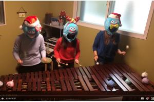 d099d886ed65ef765625779e628d2c5f 3 300x200 - 【動画】 ドラクエのBGMをマリンバで連弾する女子3人組の演奏クオリティがすごすぎる