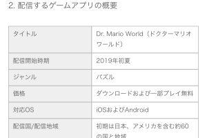 2R9ohmL 300x200 - 【速報】スマホ版ドクターマリオ、2019年夏配信!!!!!!!!