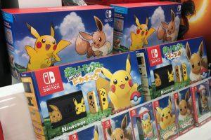 pokemon letsgo various switch packaging photo nov62018 300x200 - ポケモンマニア「ピカブイ?こんなの俺がやりたいポケモンじゃない!」←日本だけだった