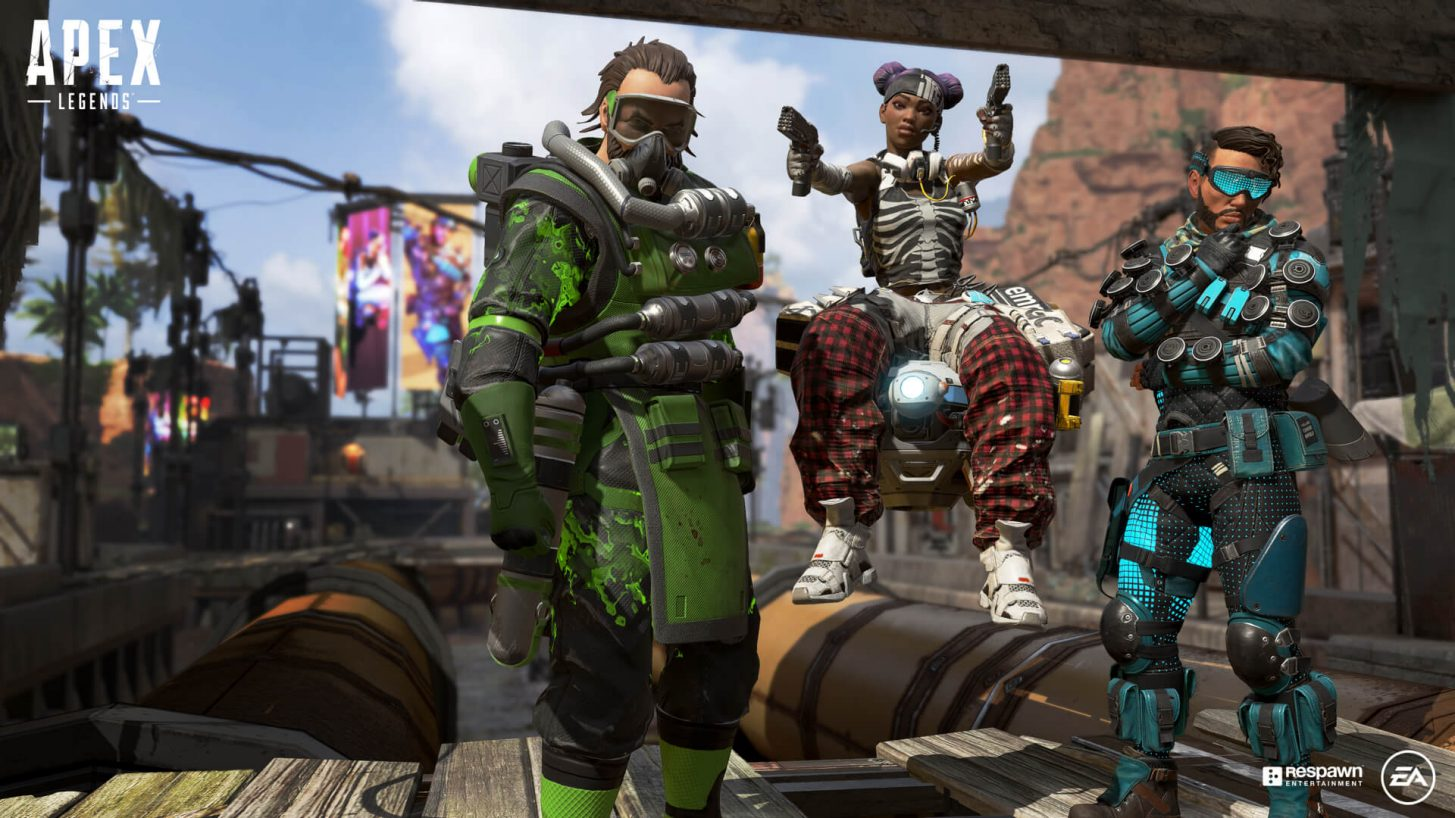 apex screenshot squad.adapt .crop16x9.1455w - Apex Legends ついにTwitchでも配信者激減 オワコンへ