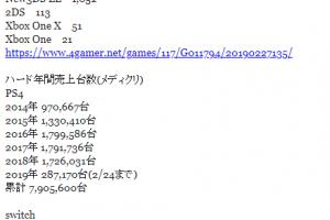 d099d886ed65ef765625779e628d2c5f 300x200 - 【売上】 ニンテンドーSwitchさん、後発なのにPS4の総販売台数超えそう ソフト少ないのになぜ?