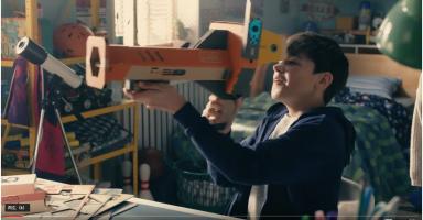 f81fd2e4c52864042852c112ce927ae2 21 384x200 - 【速報】『Nintendo Labo: VR Kit』のプレイ映像が公開!