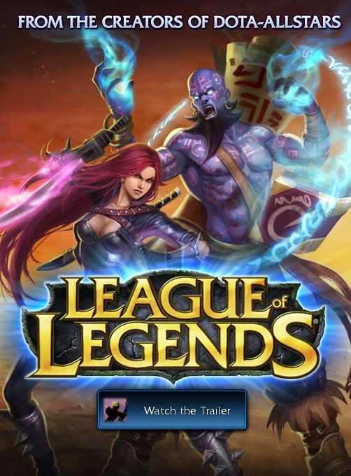 League of Legendsとかいう日本じゃ全く人気のない神ゲー
