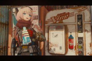 1 300x200 - 『Fallout 4』キャラをアニメ顔にするModのクオリティーが高い