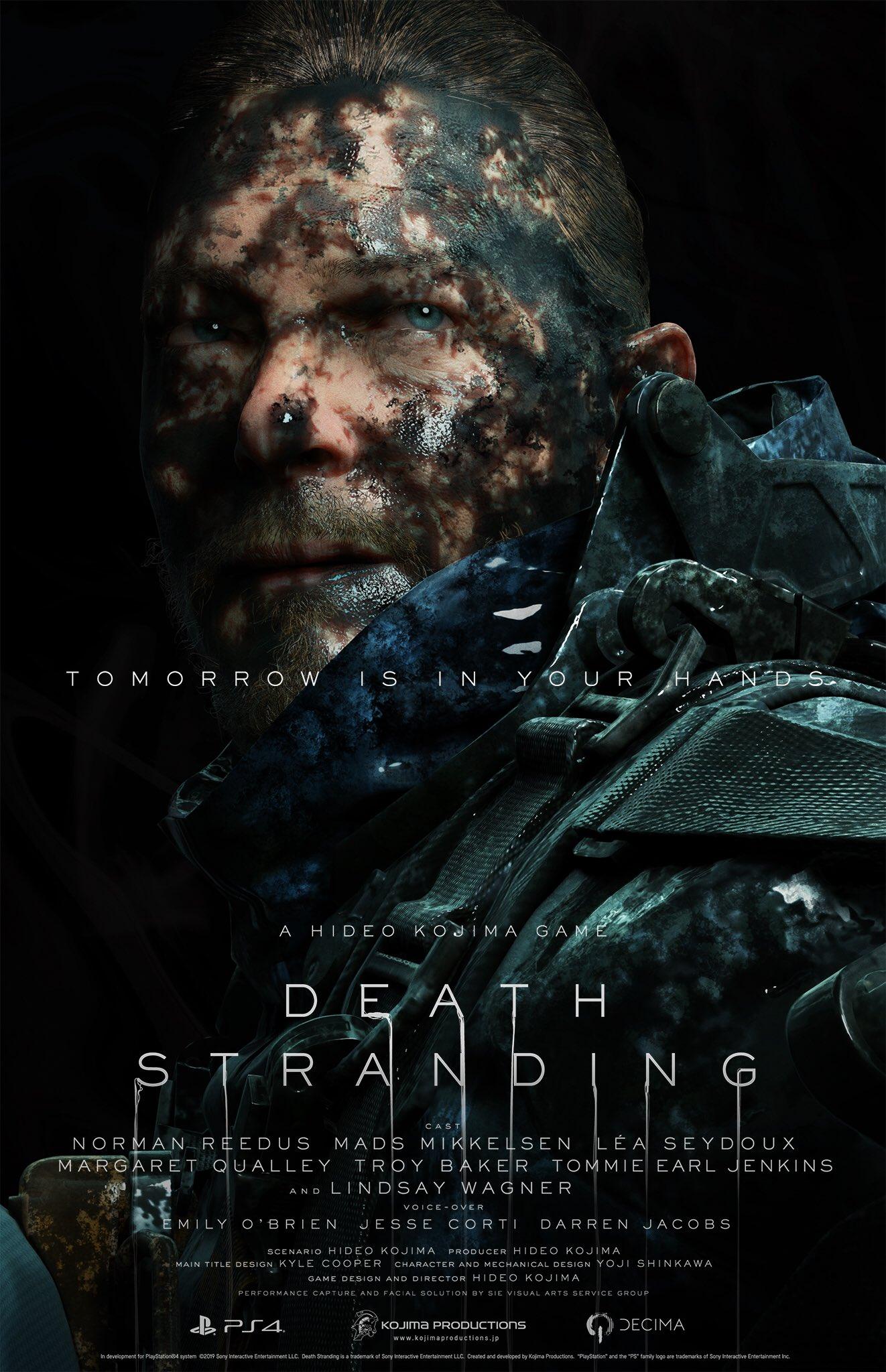 1 60 - 小島秀夫監督の『デス・ストランディング』発売日が11月8日に決定! 最新トレーラーも公開。神ゲーオーラに震えろ