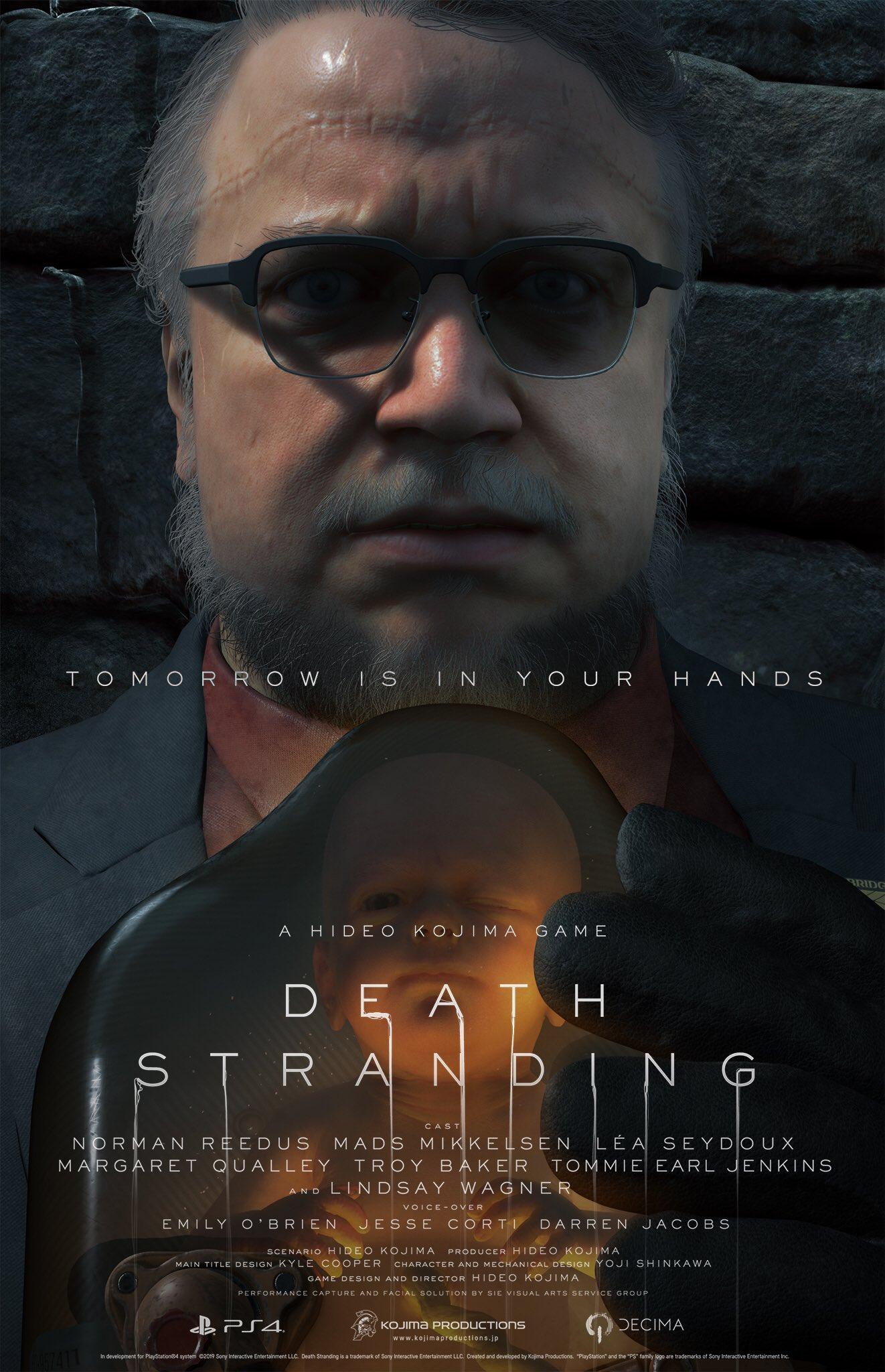 2 47 - 小島秀夫監督の『デス・ストランディング』発売日が11月8日に決定! 最新トレーラーも公開。神ゲーオーラに震えろ