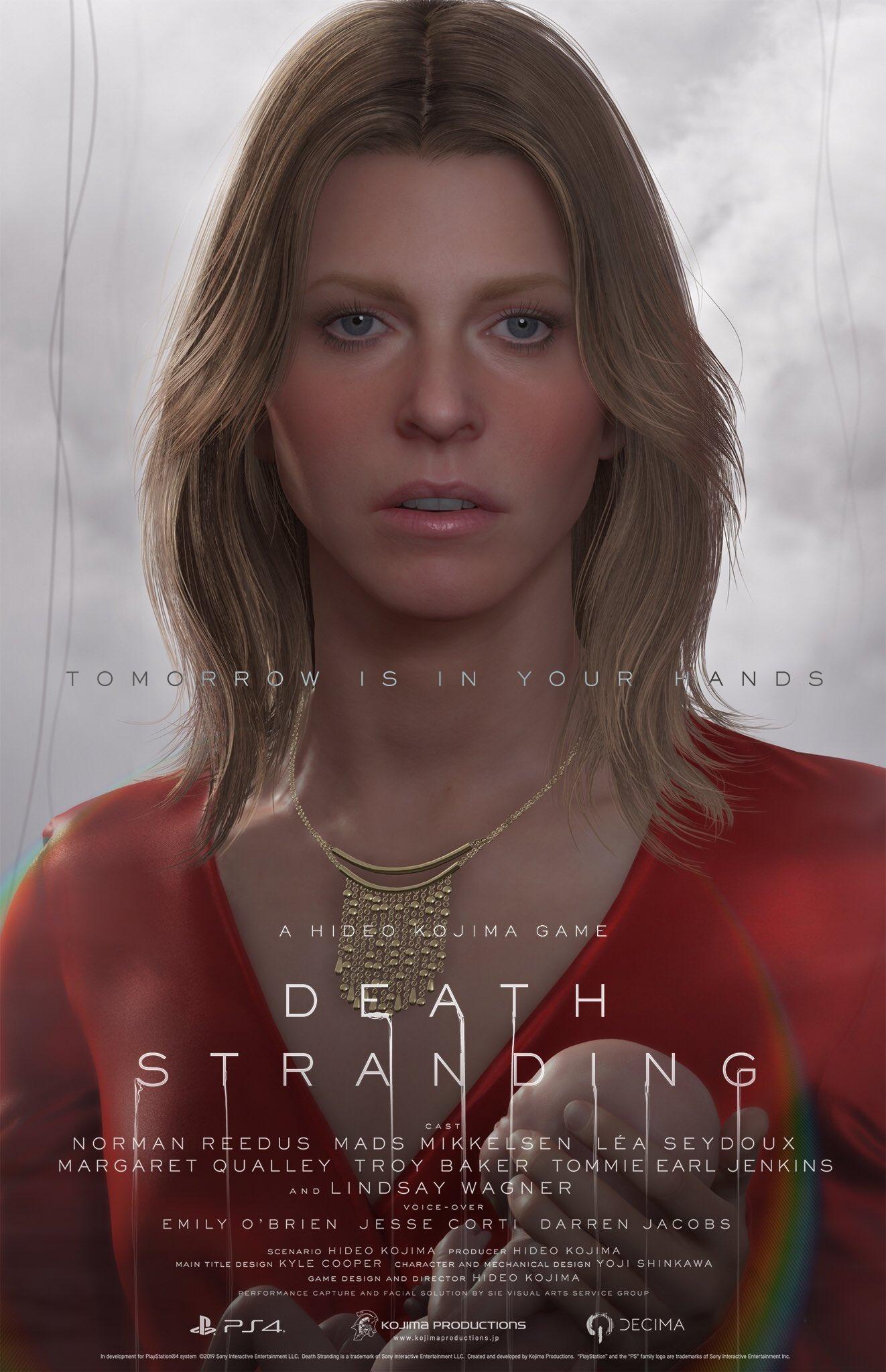 3 32 - 小島秀夫監督の『デス・ストランディング』発売日が11月8日に決定! 最新トレーラーも公開。神ゲーオーラに震えろ