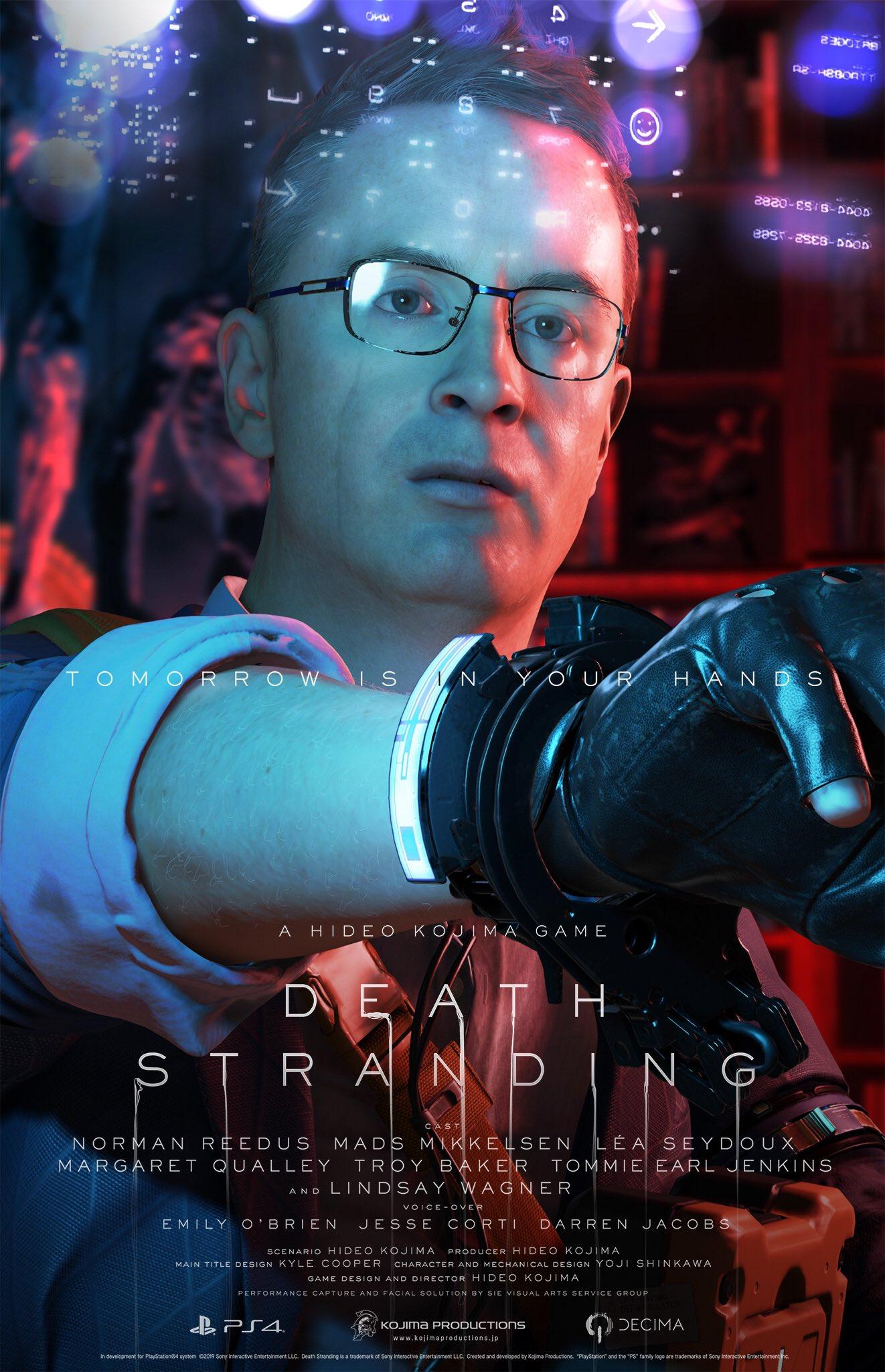 9 1 - 小島秀夫監督の『デス・ストランディング』発売日が11月8日に決定! 最新トレーラーも公開。神ゲーオーラに震えろ