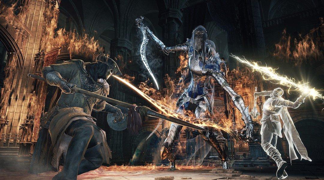 Dark Souls From Software new game E3 2019.optimal - 【モノリス死亡】ゲームオブスローンズ作者とフロムソフトの新作がE3公開か!?