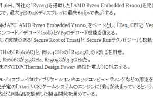 f81fd2e4c52864042852c112ce927ae2 6 300x200 - ゲーミングAPU「AMD Ryzen R1000」が発表、3面の4Kでも60fps余裕のモンスター