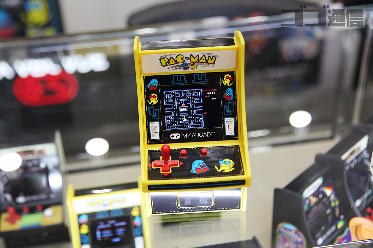 01 26 - おもちゃショーで「データイーストmini」「ナムコmini」が展示される 熱すぎる!
