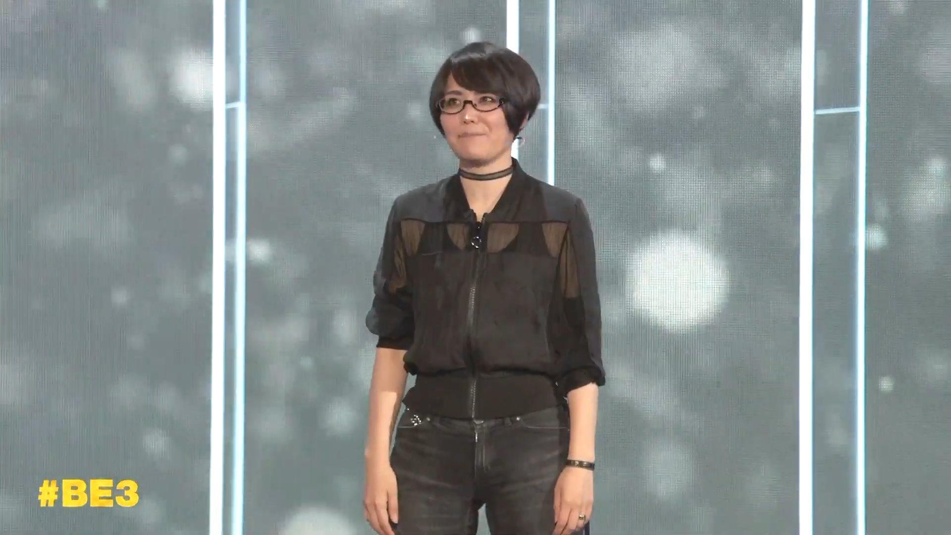 1 17 - 【画像】とある日本人女性、『E3』にてめちゃくちゃ注目を浴びてしまう 世界中でトレンドに