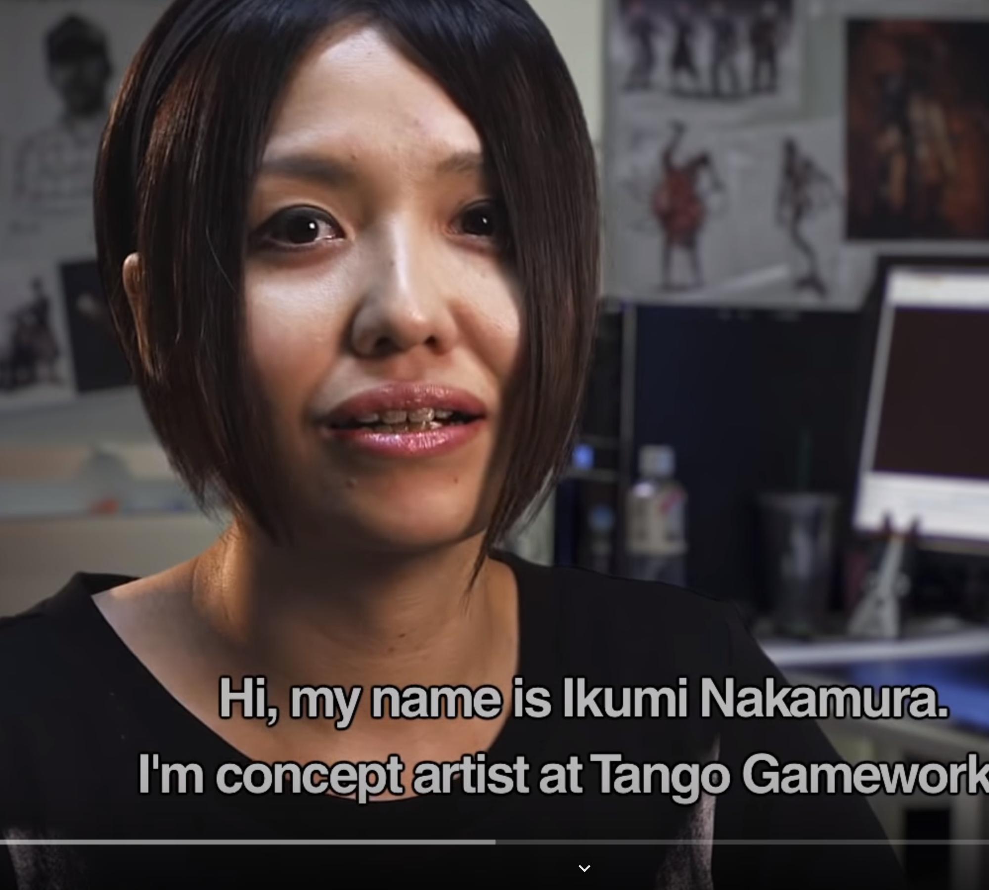 2 18 - 【画像】とある日本人女性、『E3』にてめちゃくちゃ注目を浴びてしまう 世界中でトレンドに
