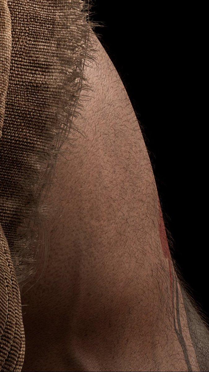 4 19 - FF7リメイク、うぶ毛や毛穴まで徹底的にこだわって作られてることが判明!世界よ、これが最高峰JRPGだ