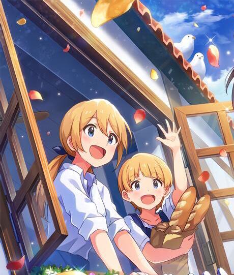 sbpslpV - 【悲報】ミリシタ、新カードが不人気キャラばっかり
