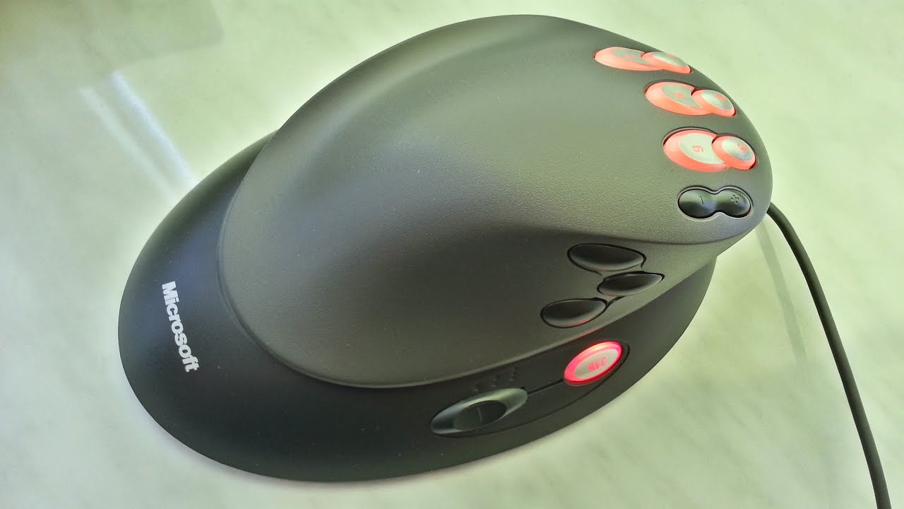 1 34 - マイクロソフト、名機を復刻したゲーミングマウス「Pro IntelliMouse」発売