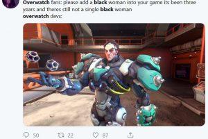 "1 43 300x200 - 【悲報】大人気洋ゲー『Overwatch』が""白人男性""の新キャラクターを実装して大炎上"