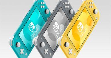 1562761790608 384x200 - 任天堂、携帯専用「Nintendo Switch Lite」発表。9月20日発売