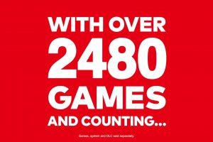 18ifsui 1 300x200 - 任天堂「Nintendo Switchには2480本以上のゲームタイトルがある!」