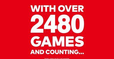 18ifsui 1 384x200 - 任天堂「Nintendo Switchには2480本以上のゲームタイトルがある!」