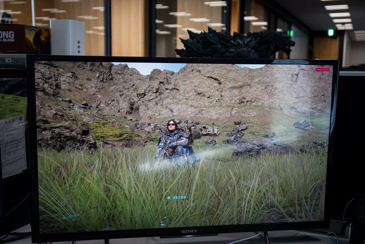 D 6xTXIU8AY1wn  - 【朗報】デスストランディングのプレイ画面が多数投稿されゲームシステムが丸わかりに