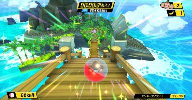 z 5d28697b3871f 384x200 - 【Switch/PS4】『たべごろ!スーパーモンキーボール』が2019年10月31日に発売決定!