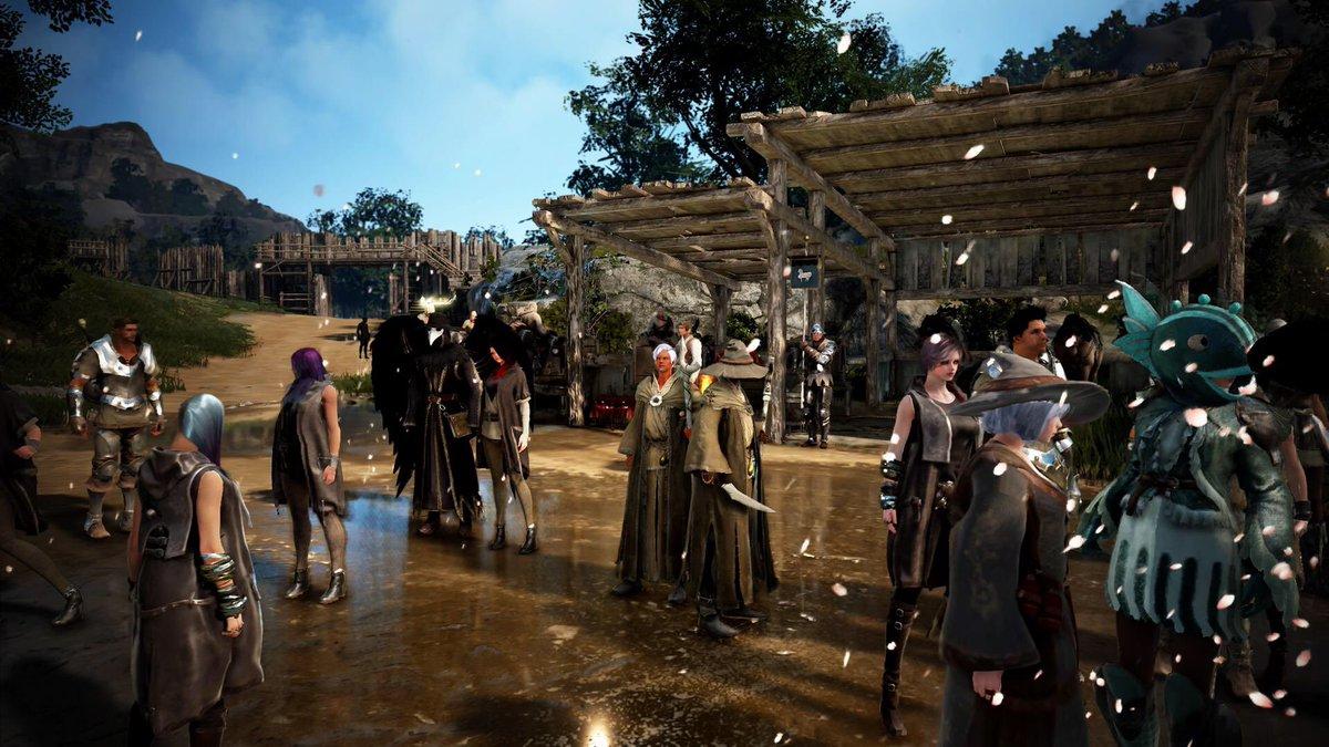 1 22 - 【画像】PS4版「黒い砂漠」の画質がこれ〈悲報〉