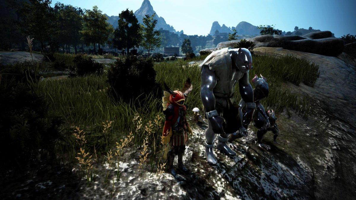 2 19 - 【画像】PS4版「黒い砂漠」の画質がこれ〈悲報〉