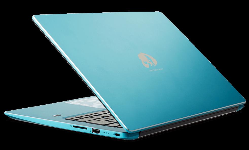 4 - こだわりの初音ミクノートPCが発売 Acerより