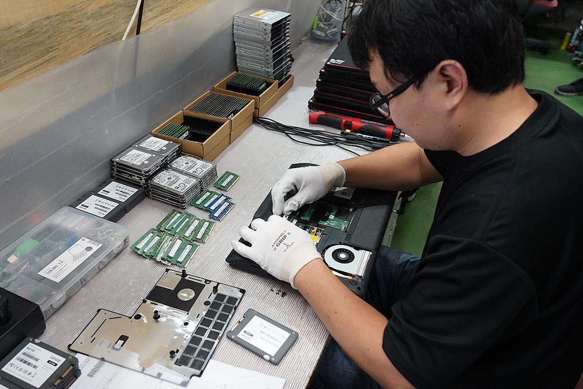 8 1 - ゲーミングPCが39,800円で買えてしまう中古PC再生工場「オーエープラザ」の売り上げが好調。格安でハイスペPCが手に入ると人気に