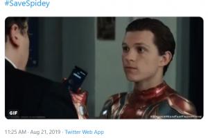 SMdf 300x200 - 【悲報】スパイダーマン役のトム・ホランドさん、ソニーをフォローから除外する