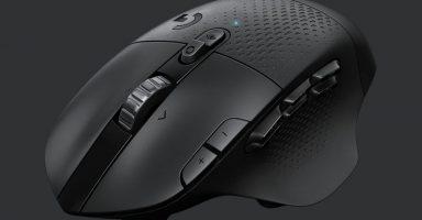 1 37 384x200 - Logitech、サイドボタン6個の無線ゲーミングマウス「G604」 発表 99ドル