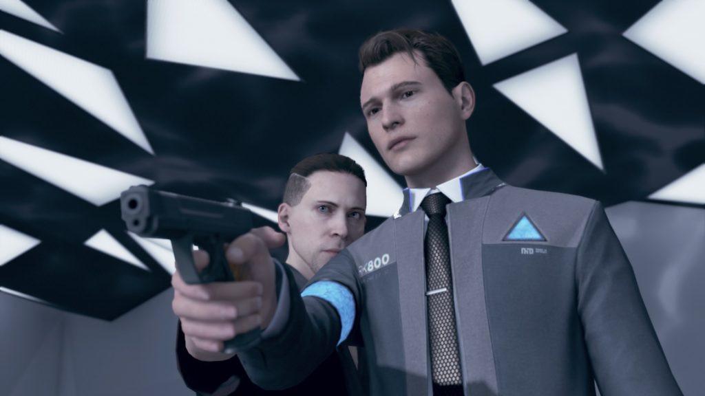 4 11 - 『Detroit:Become Human』コナーのジャケット風ジャージが登場! これを着れば冴えないケンモメンも冴えないおじさんになれるぞ!