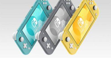 61smdZ5Mj1L. SL1000  384x200 - 【朗報】Nintendo Switch Lite 一番人気の色は、やはり…
